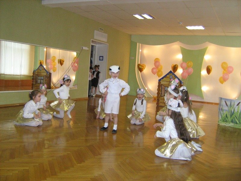 МАДОУ ЦРР-детский сад №70 детский театр