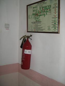 МАДОУ ЦРР-детский сад №70 план эвакуации