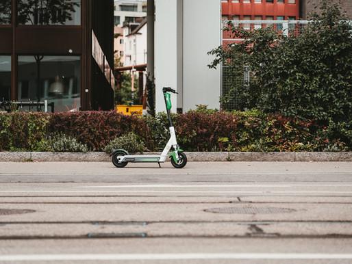 Den Trend der Mikromobilität nachhaltig gestalten
