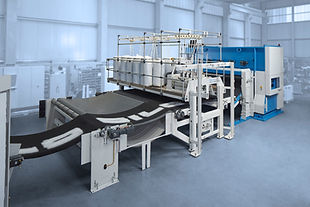 Von der Firma DILO erbauter 3D-Lofter Copyright Dilo Systems GmbH  P.O. Box 1551  69405 Eberbach  Germany