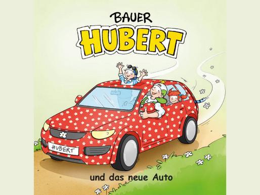 Bauer Hubert hat ein neues Auto