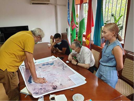 Kendyr als Perspektive für Zentralasien: erstes Arbeitstreffen der kasachischen Forschungspartner