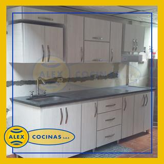 Alex Cocinas - Cocinas Lineales