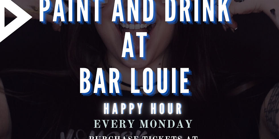 Paint and Drink - Bar Louie