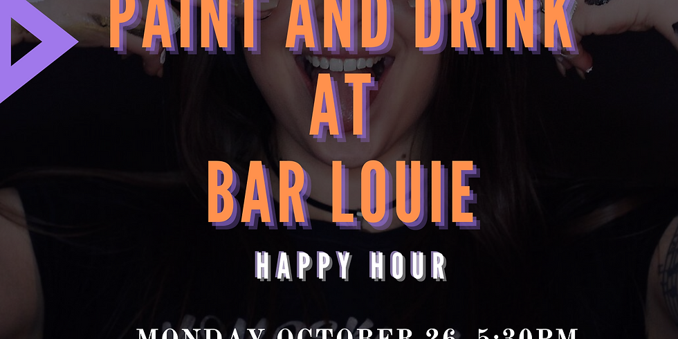 Paint and Drink - Costume Party
