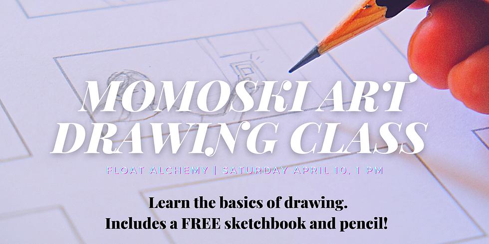 Momoski Art Drawing Class