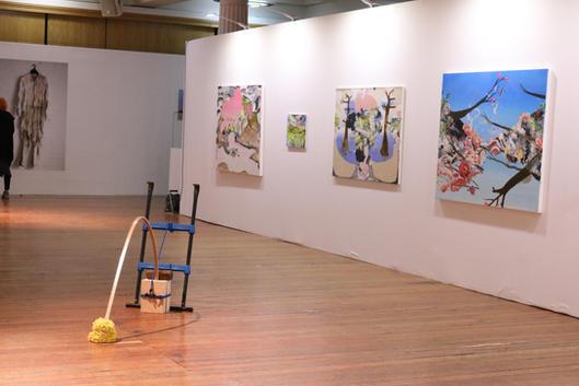Irish Arts Review- New Generation Artists - Susan Buttner