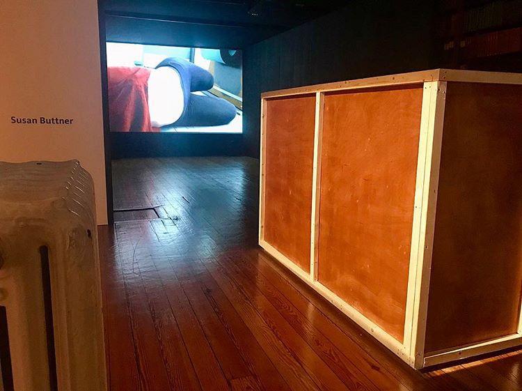 Fig 4 Susan Buttner, Installation fragme