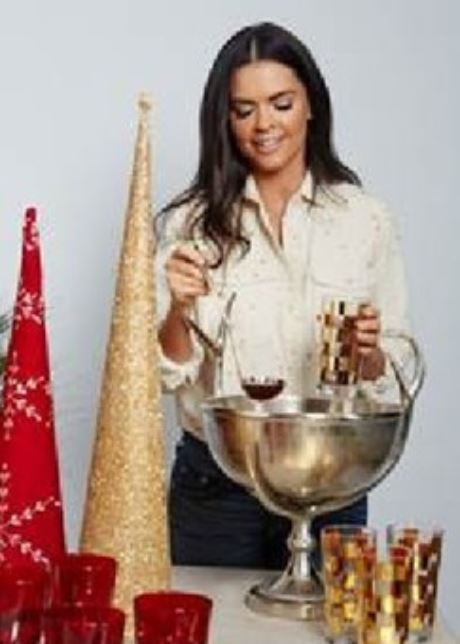Budget Entertaining Tips from Katie Lee of Food Network