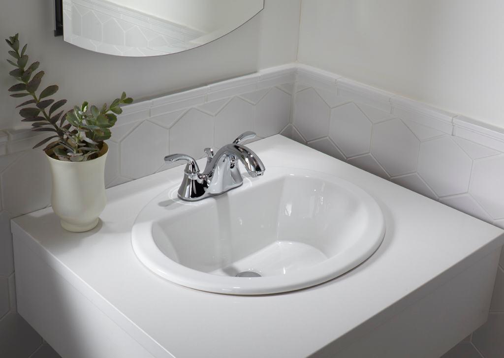 Bathroom Sink For The Decor