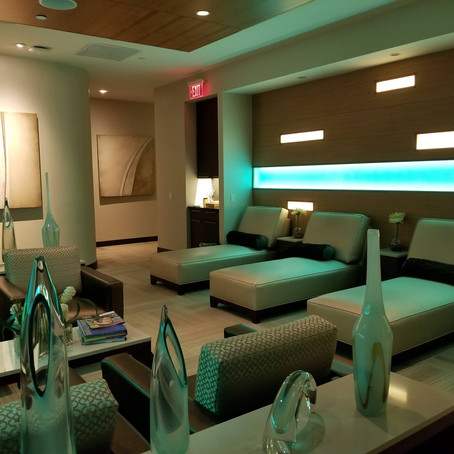 Atlantic City Golden Nugget Spa is Vaca from Life Stresses