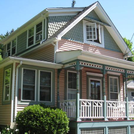 Lovingly Restored Victorian Home Becomes Historic Landmark