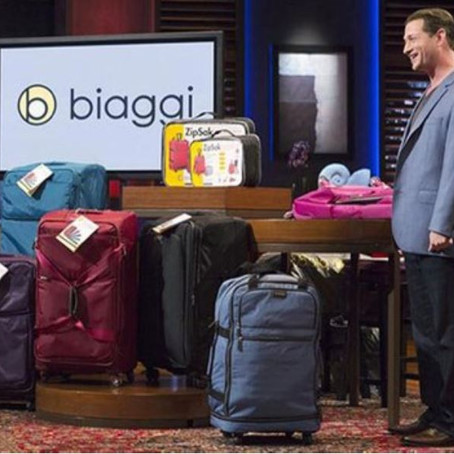 'Shark Tank' Biaggi Entrepreneur Stephen Hersh Bags 'Beyond the Tank'