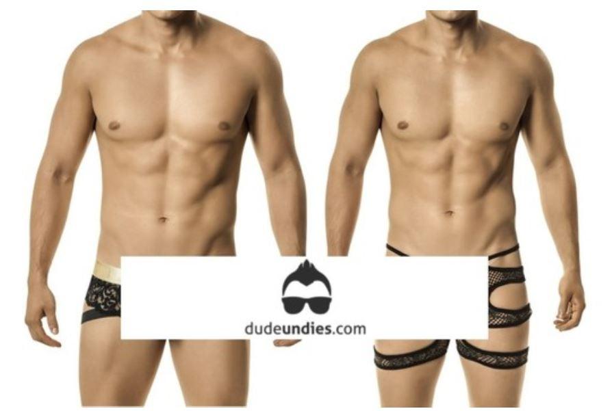 Dudeundies Lacey Manly Underwear for a Hot Fashion Trend