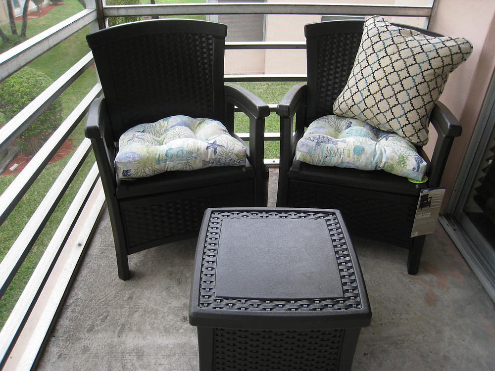 Suncast Makes Perfect Furnishings for Beautiful Outdoor Living [Video] [Review]