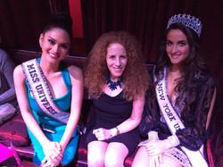 Miss NY USA & Miss Universe