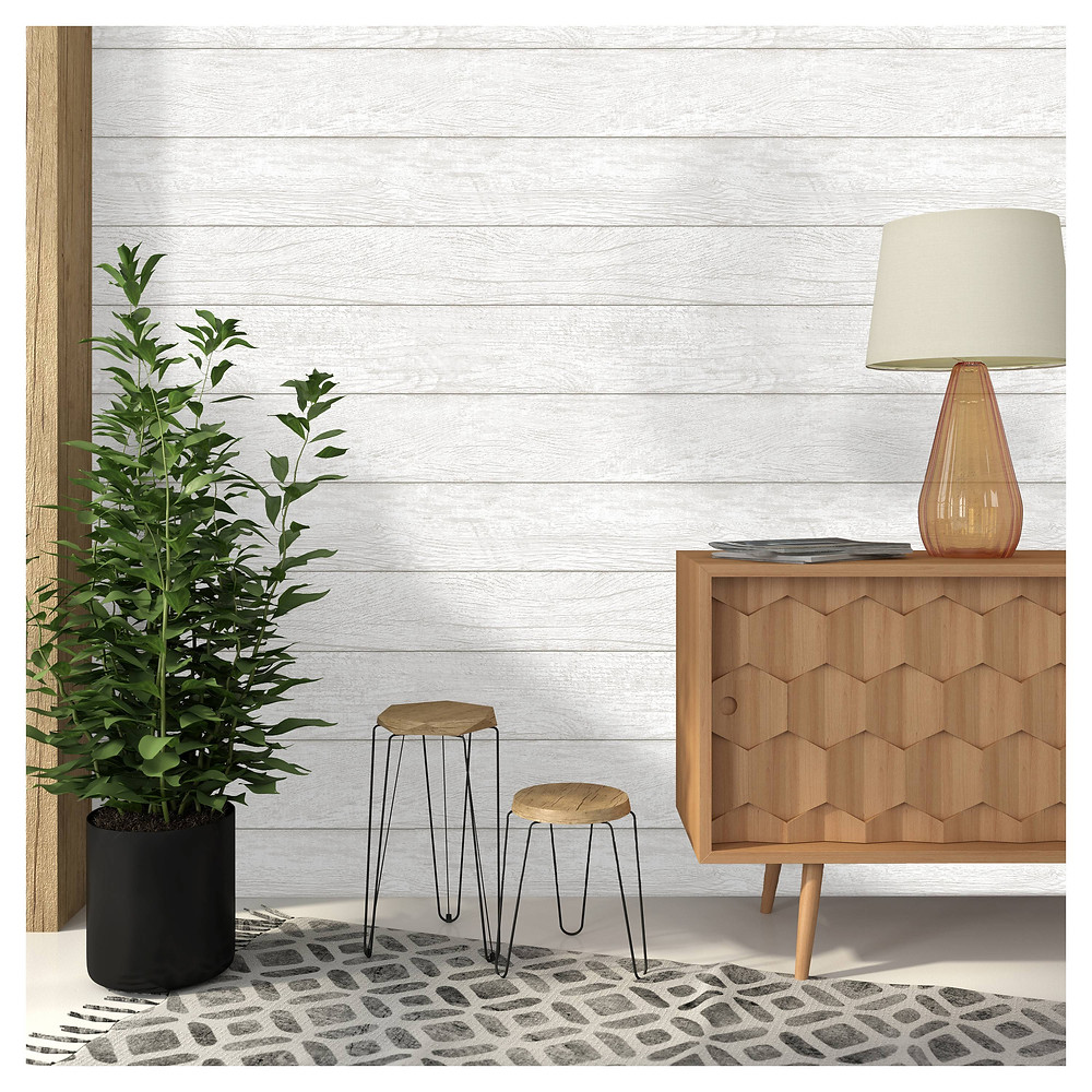 wood look wallcovering