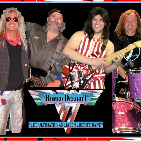 Romeo Delight Tribute Band Rocks Van Halen [Interview]