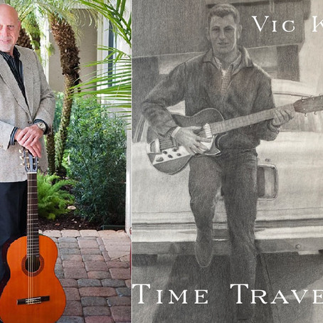 Vic Kastel Travels From 70s Acclaimed First Album Release