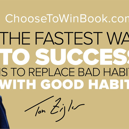 Tom Ziglar Inspires Life Success Choices in 'Choose to Win'