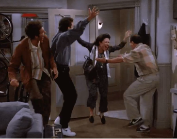 Netflix Attains 'Seinfeld' Planning to Air All 180 Episodes