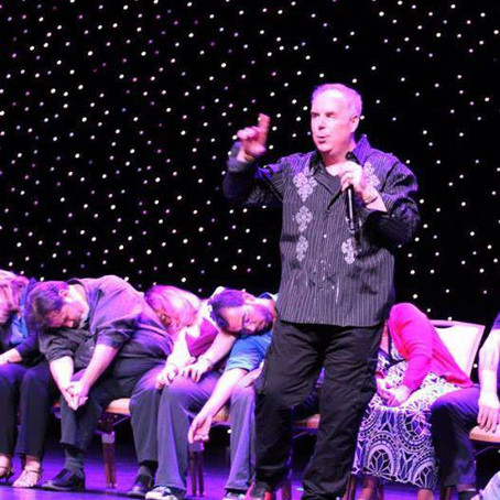 John Cerbone Wows with Comedic Hypnosis as The Trance Master