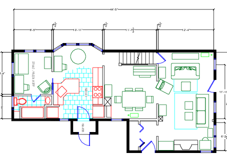 Easy DIY Floor Plans to Perfect Decor Furnishing Layout