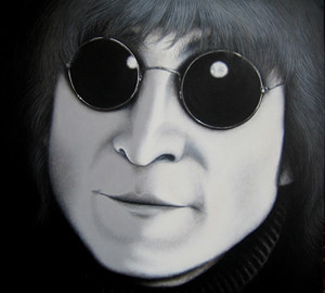 Lennon by Michael Cartellone