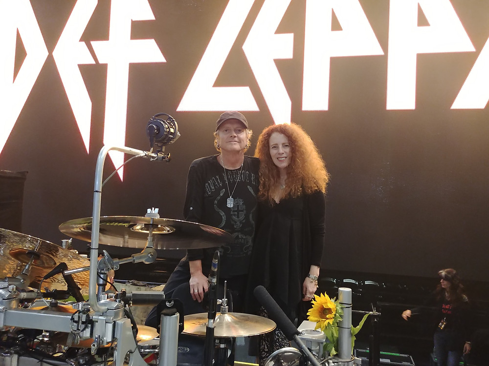 Rick Allen and Carol Ruth Weber