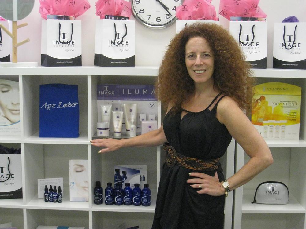 Carol Ruth weber at Image Skincare