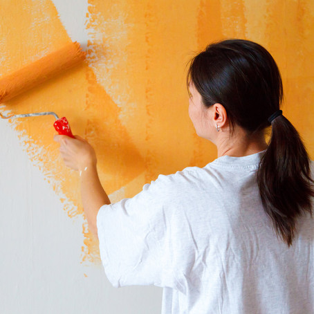 How To Paint Your Way To A Beautiful Renewed Decor
