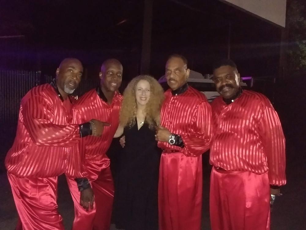 The Trammps Featuring Earl Young with Carol Ruth Weber