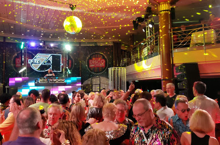 Ultimate Disco Cruise is Dream Experience