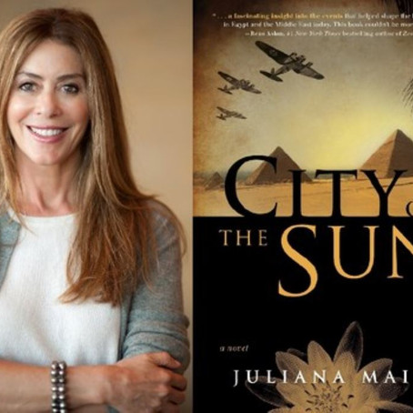 'City of the Sun' Reveals True Middle East: Juliana Maio Speaks [Interview]