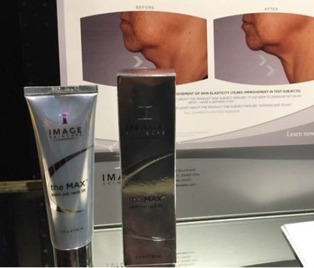 Image Skincare Neck Lift crème works miracles plus perfect mate for Signature Peel