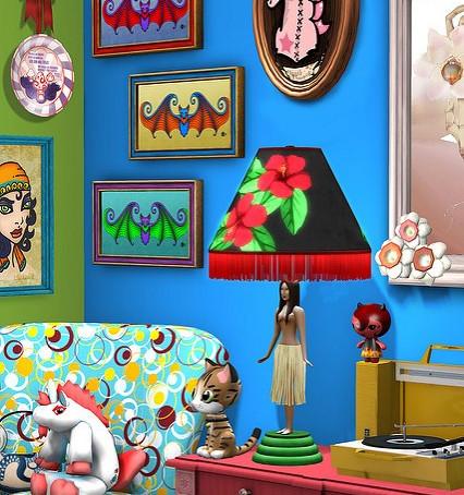 Fun Paint Techniques for Interior Decorating