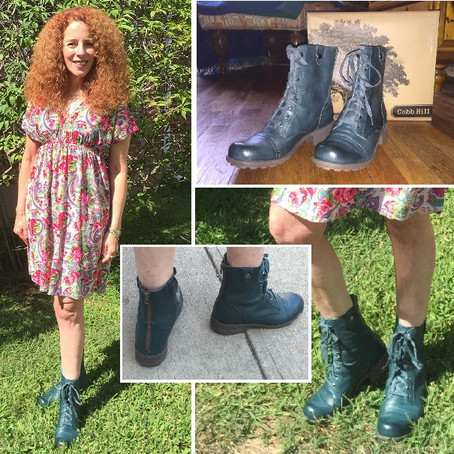 Boots Crafted For Fashion Forward Comfort: Cobb Hill Review