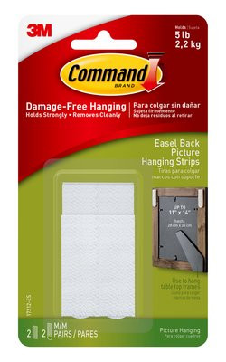 Command easel back hanger