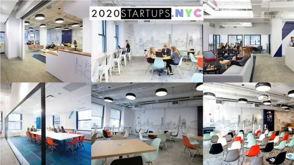 2020 Startups NYC