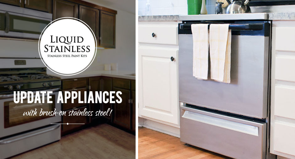 painted appliances