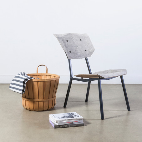 NewspaperWood Turns Paper Back to Wood for Upcycled Styling