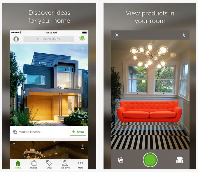 Decorating Apps for Design Inspiration to Beautify the Abode's Décor
