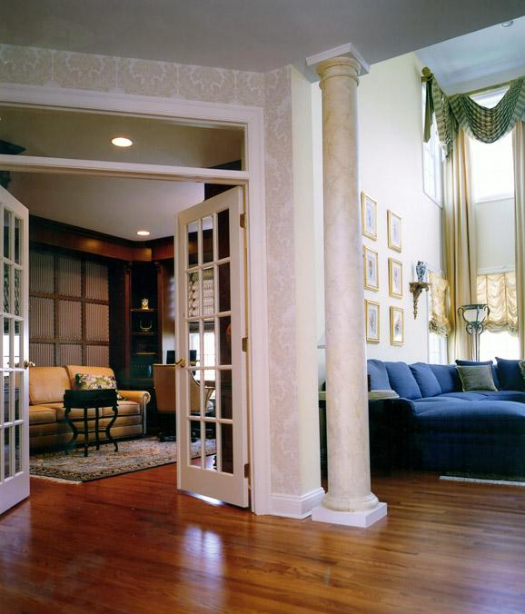Transitional Home Design