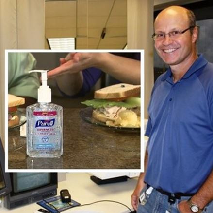 Purell Scientist Dr. Jim Arbogast Talks Illness Protection