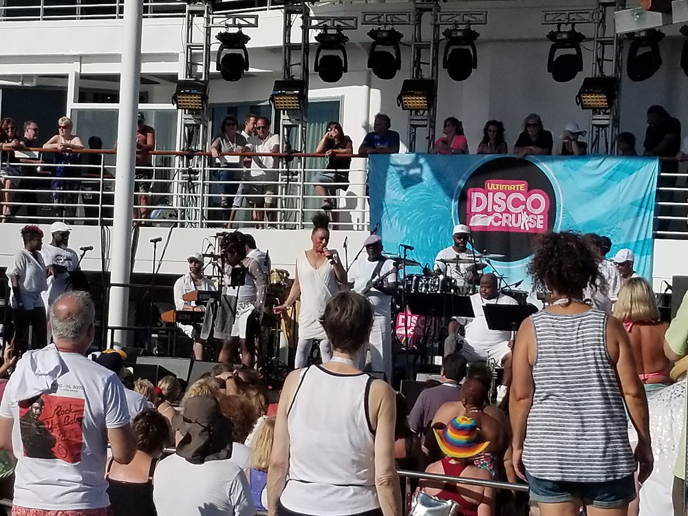 Ultimate Disco Cruise Pool Party - Image Courtesy of Carol Ruth Weber