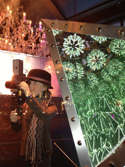 Saks Holiday Windows 2012