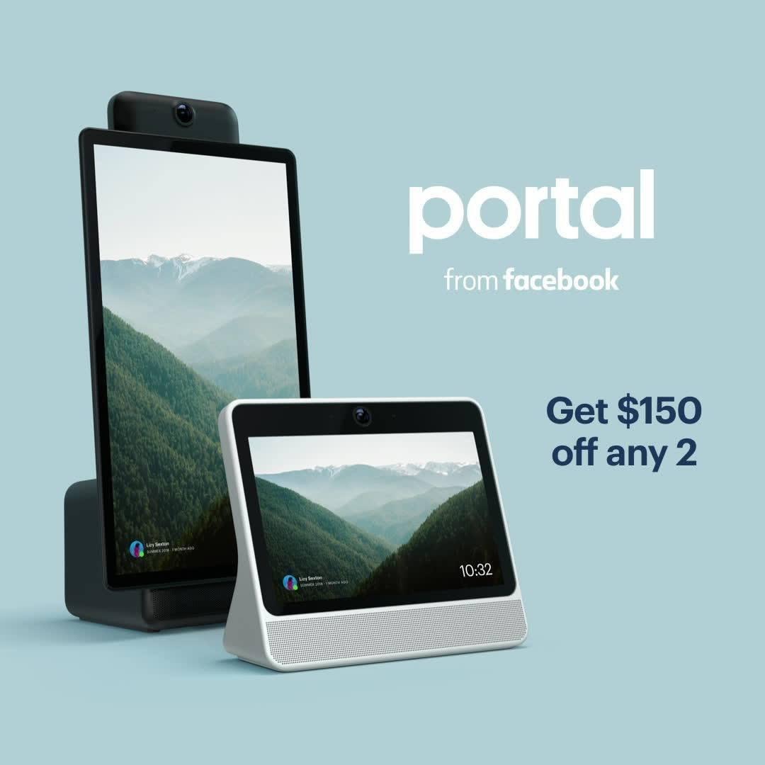 Portal for Facebook