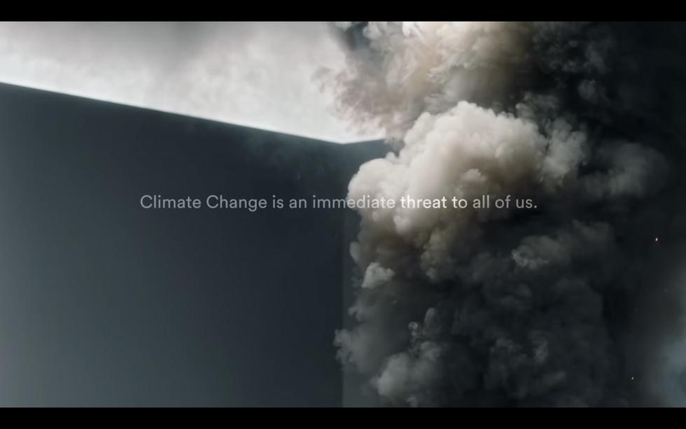 """Environmental Defense Fund """"#iwillnotwait"""""""