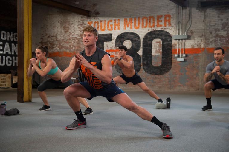 """Tough Mudder """"T Minus 30 Workout"""""""