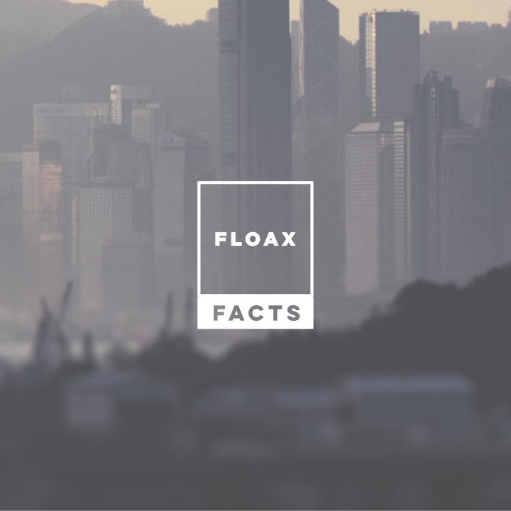 FLOAX FACTS:  HONG KONG, DID YOU KNOW 香港人,您知道嗎?